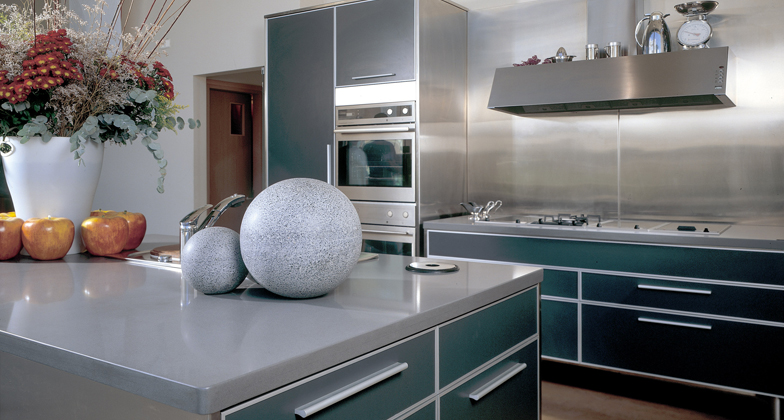 A Guide To Concrete Kitchen Countertops Remodeling 101: Divine StoneWorks