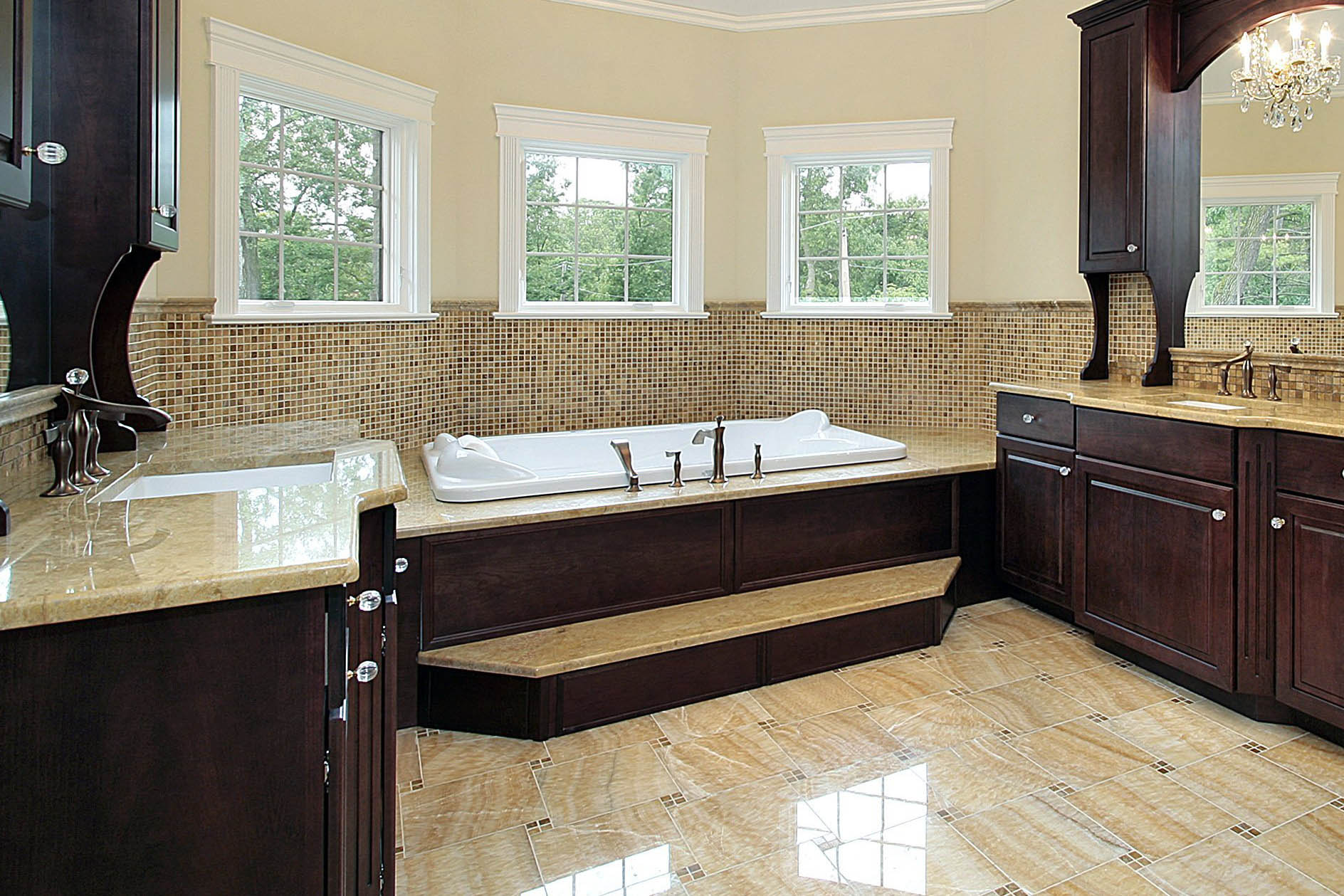 Tub and Shower Surrounds   Divine StoneWorks