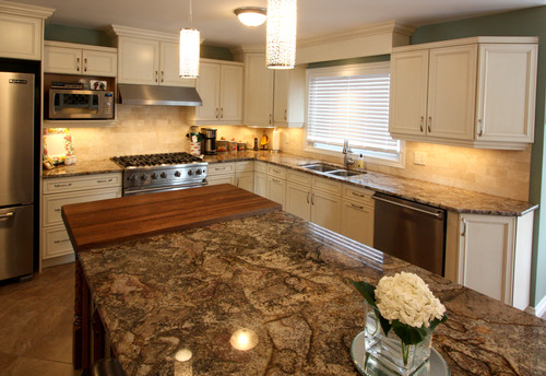 Chocolate Bordeaux Granite Features Cuccino Blocks And Veins Accentuated With White Grey Black This Beautifully Polished Brazilian Is An