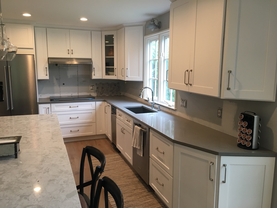 Quartz Countertop Installation Holliston Ma Divine